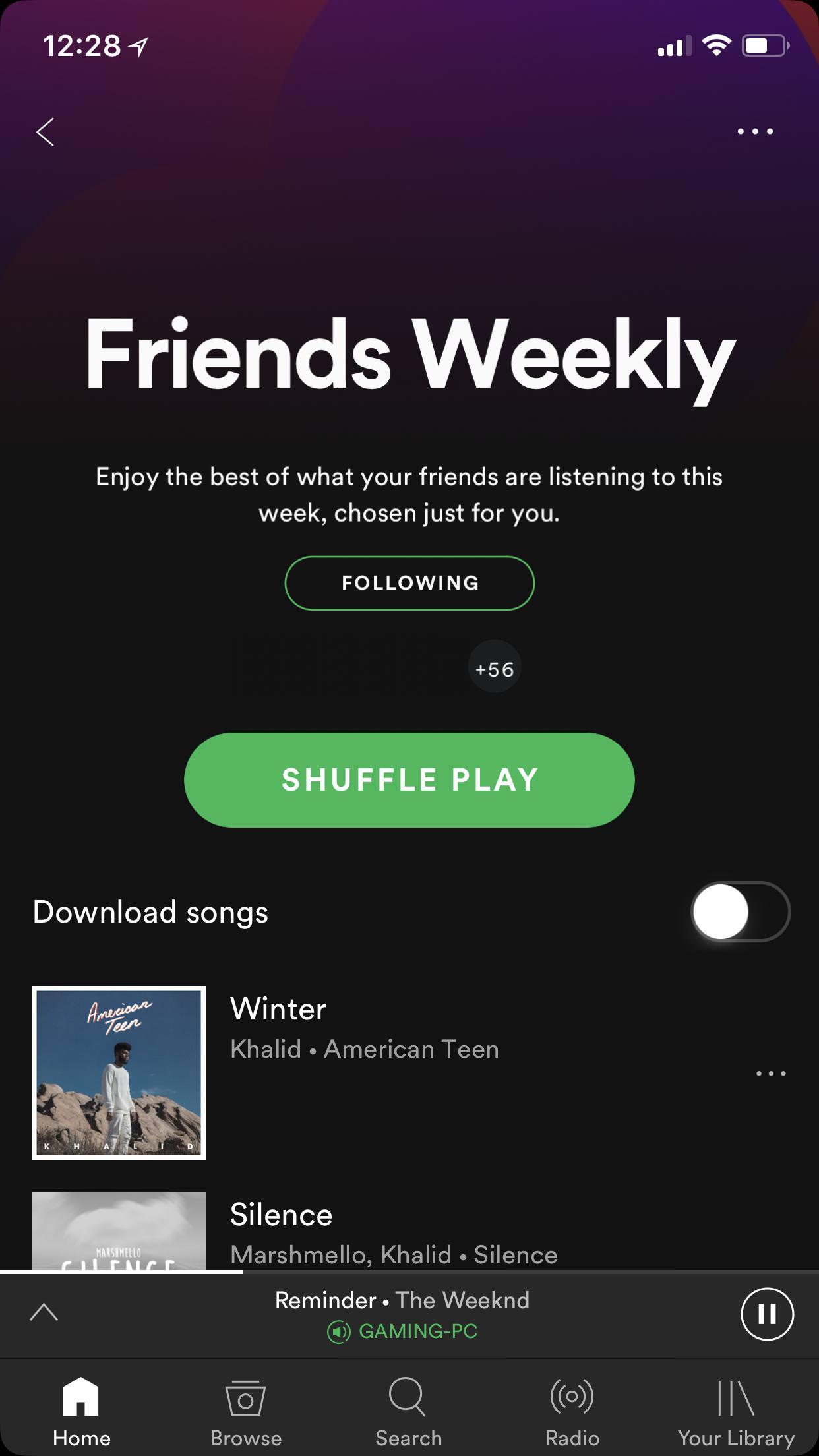 Download Spotify New UI Enabler 2.0