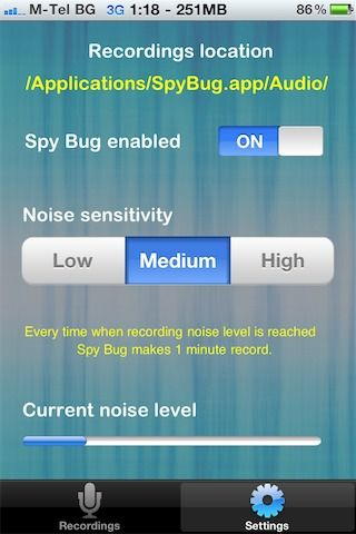 Download Spy Bug 1.0