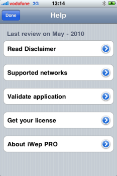 Download iWep Pro 3.1.8 4.1.3
