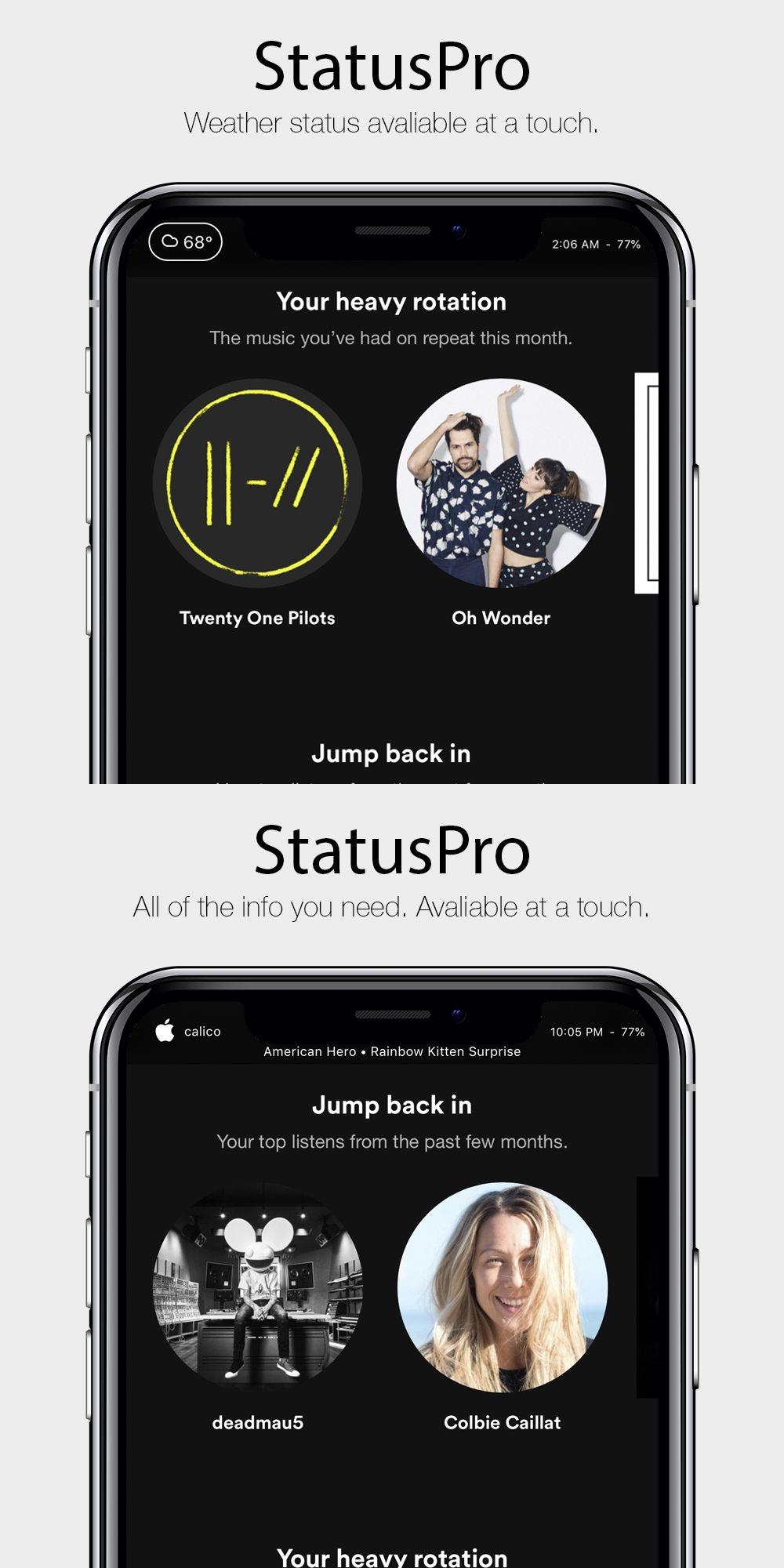 Download StatusPro 1.3.1
