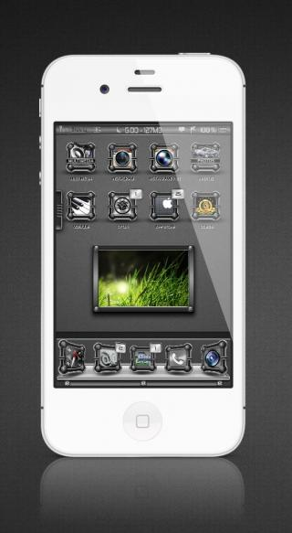 Download Steely iWidgets 1.1