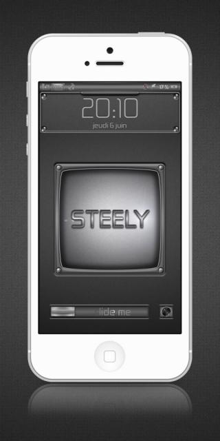 Download Steely LS Widgets i5 1.0