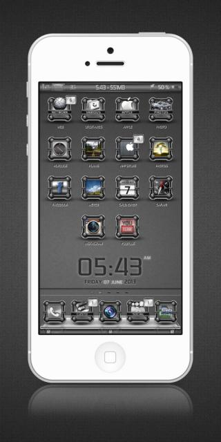 Download Steely SB Clock i5 1.0