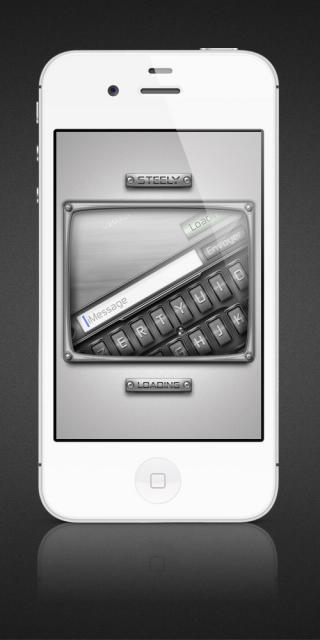 Download Steely White Loaders 1.0