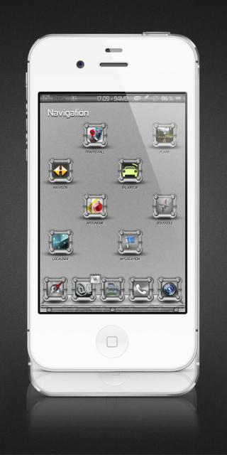 Download Steely White Mod 1.0