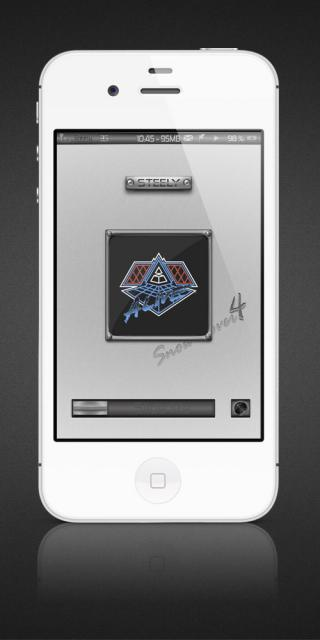 Download Steely White SC4 1.0