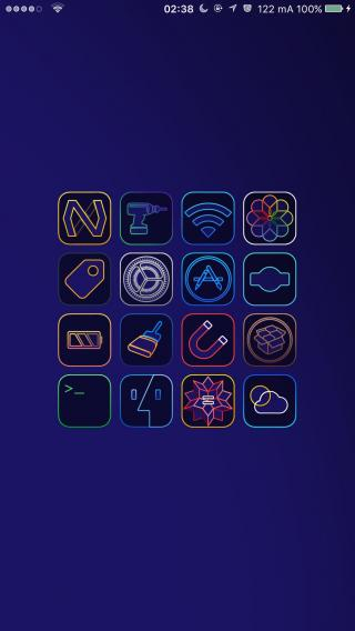 Download Stencil for Winterboard iPad 1.0