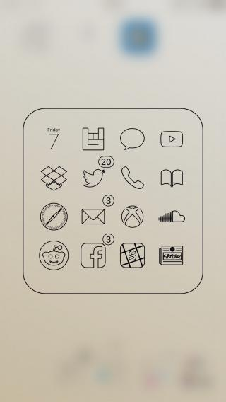 Download Stencil Mono theme 1.8