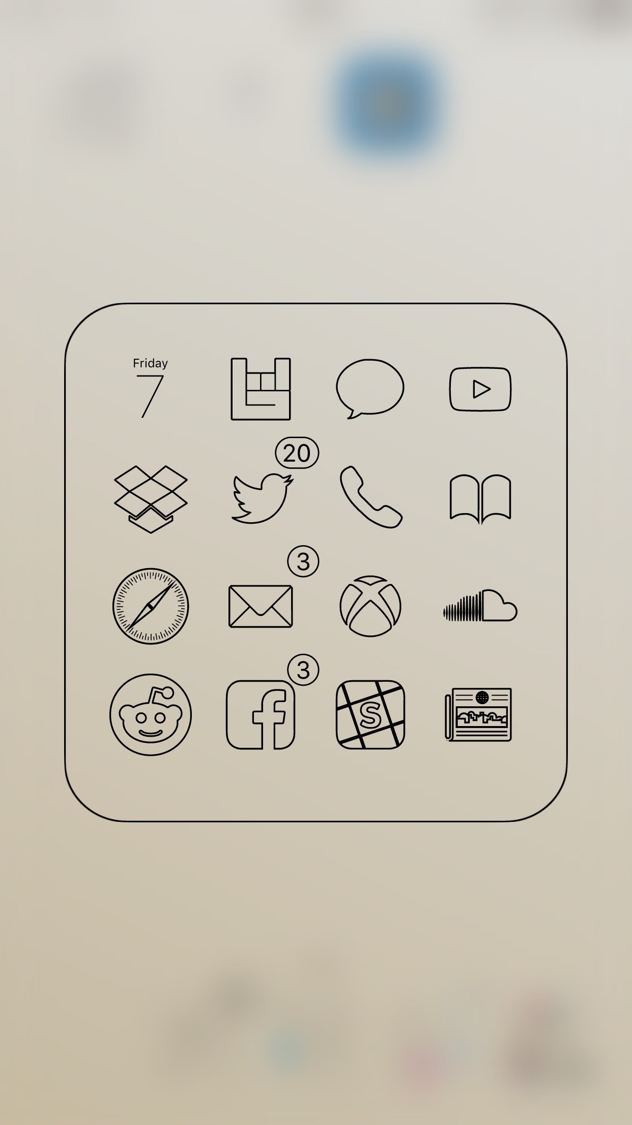 Download Stencil Mono theme 1.1