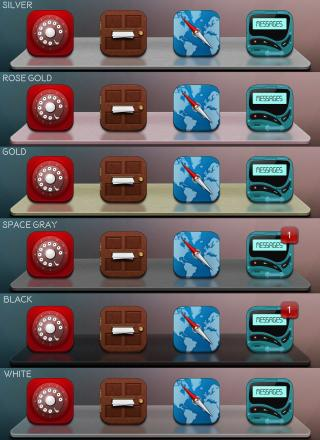 Download Sublimity8 - 5 icon dock add-on 1.0