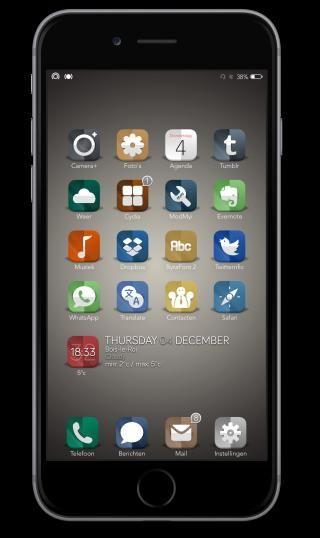 Download Sumwaz iOS8 ClassicDocks 1.0
