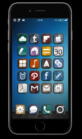 Download Sumwaz iOS8 iconOmatics 1.0