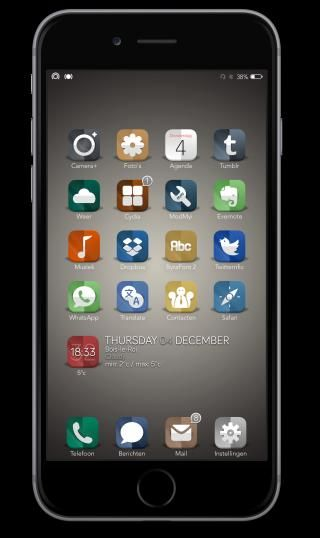 Download Sumwaz iOS8 Zeppelin 1.0