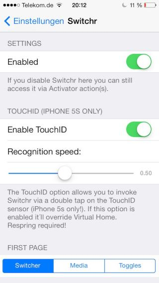 Download Switchr for iPhone 1.4