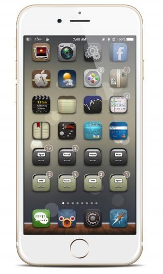 Download T1tan 8 6+ FolderIcons 1.0