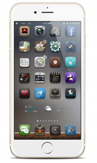 Download T1tan 8 iWidgets 1.0