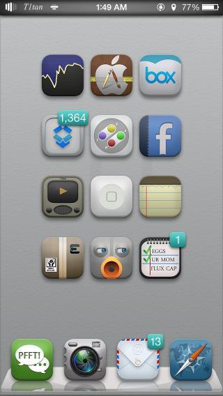 Download T1tan ClassicBadges 1.1