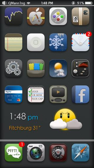 Download T1tan iWidgets 1.2