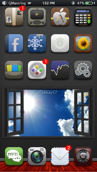 Download T1tan iWidgets Pack2 1.1