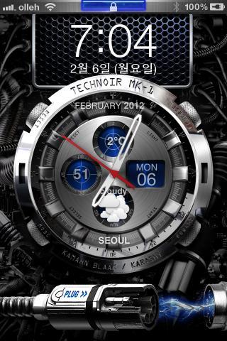 Download TECHNOIR MK-1 HD iOS5 3.03