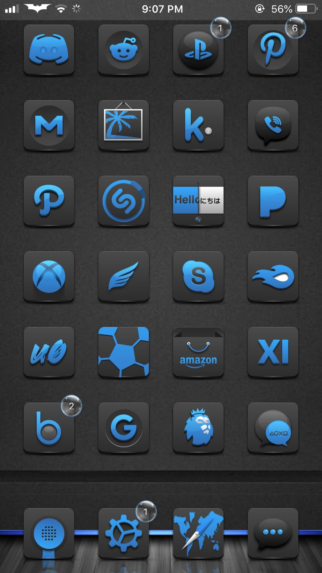 Download TheBlues Theme 2.3