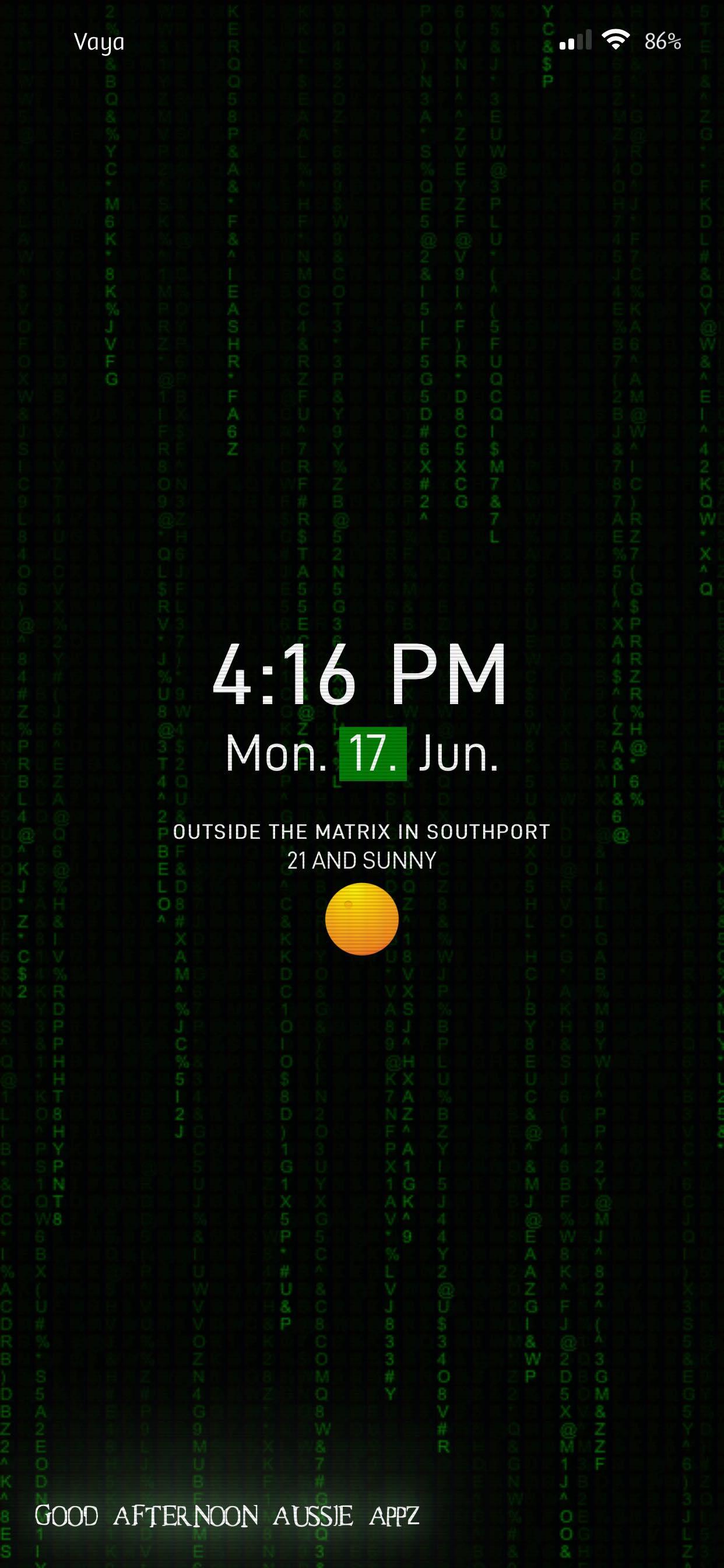 Download The Matrix 1.0