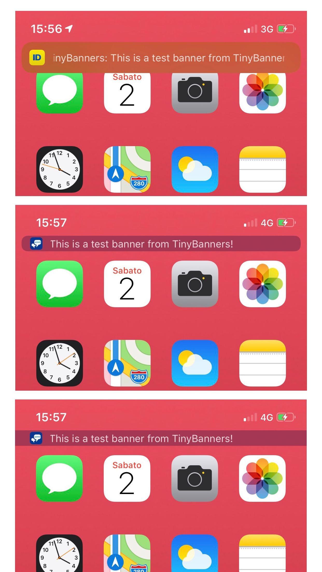 Download TinyBanners - iOS 12 0.4