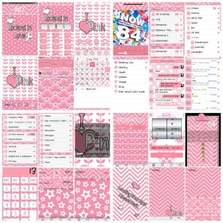 Download Totally Pink Complete Theme 1.0