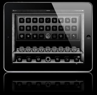 Download Triptych Black IPad 2.0