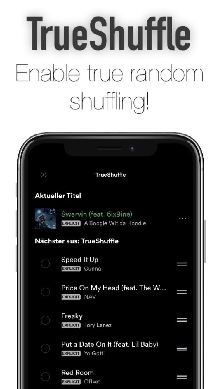 Download TrueShuffle 1.0 free