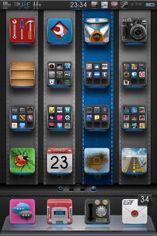 Download Truxe HD Custom Icon Set 2.1