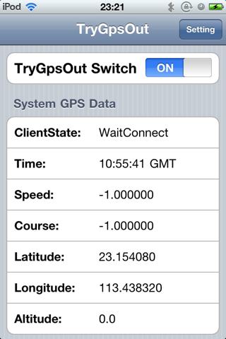 Download TryGpsOut 1.3