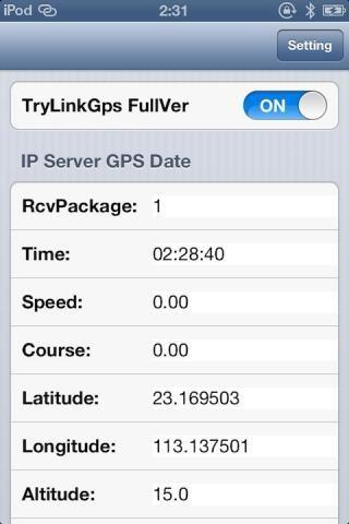 Download TryLinkGps 1.09