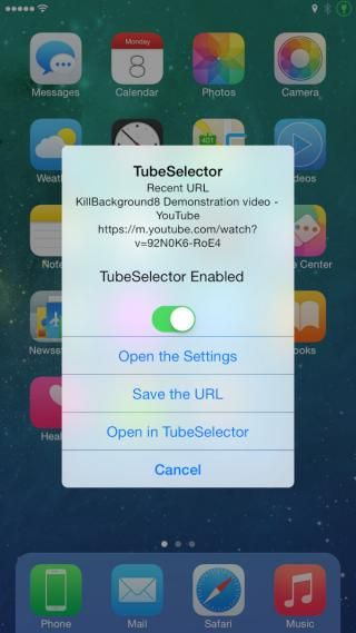 Download TubeSelector 1.0-5