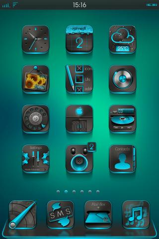 Download TurquesaSE Icons 2.2.1