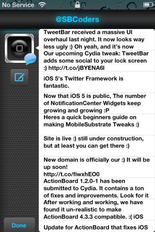Download TweetBoard 1.0.0-1