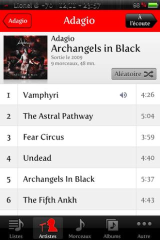 Download Vampire HD for iOS 4.0+ 1.0