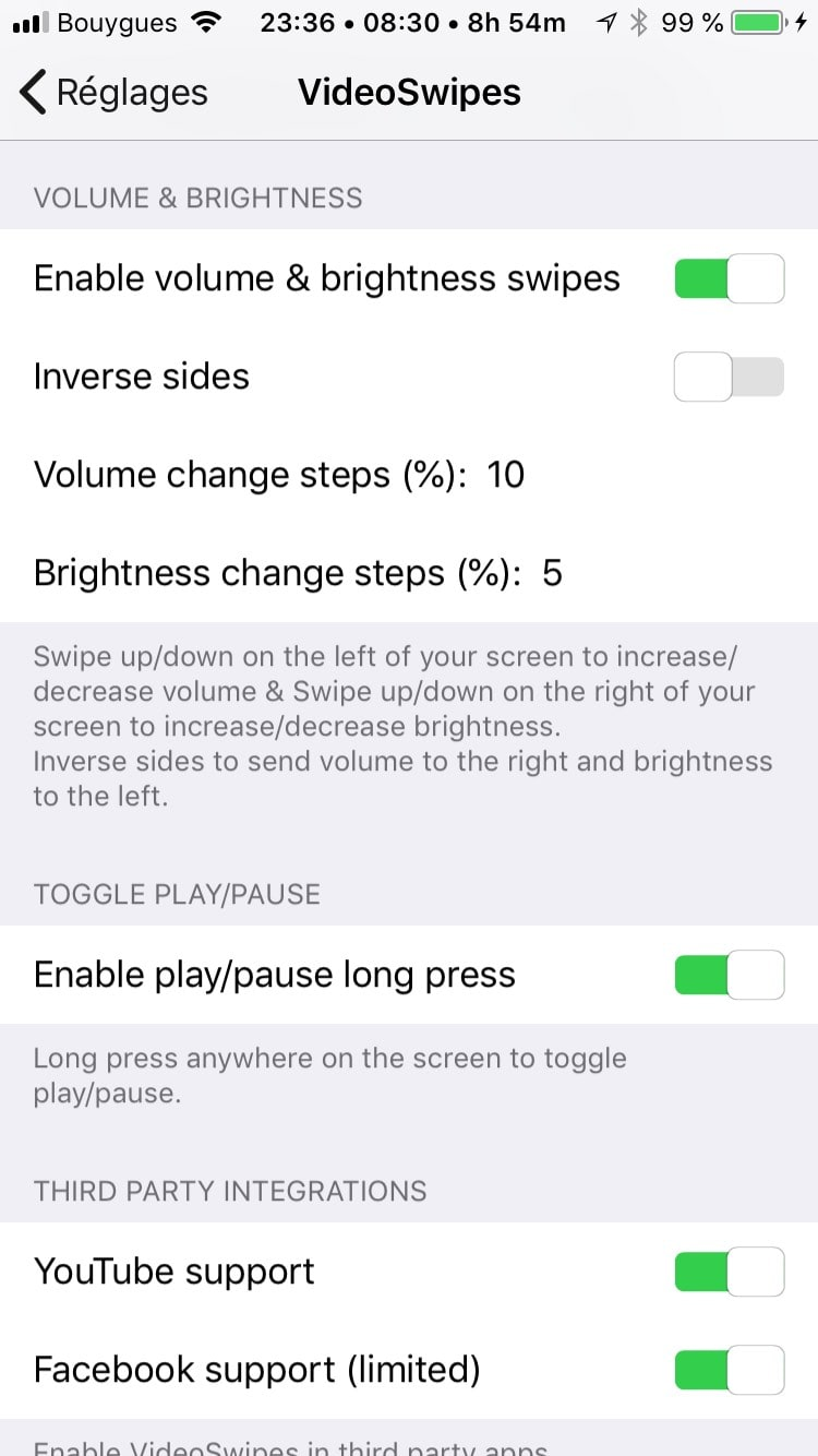 Download VideoSwipes 1.4.2