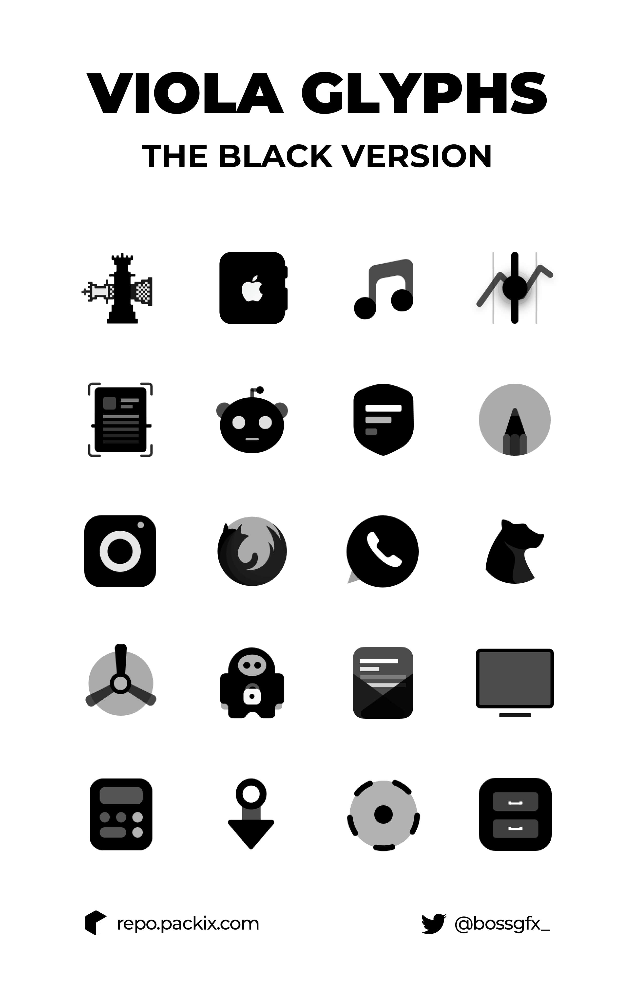 Download Viola Glyphs 1.3
