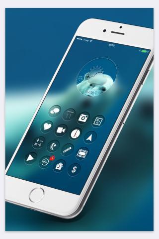 Download VisioHD iOS9 Anemone 1.1.1