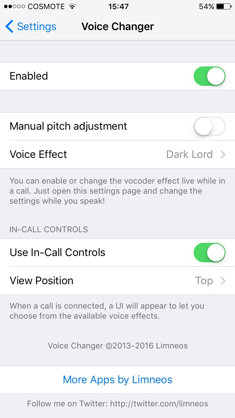 Download VoiceChanger 1.1-28