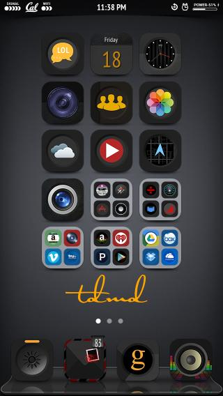Download Vy Winterboard theme 1.6