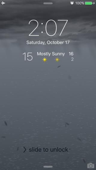 Download WeatherBoard 2 (iOS 9 & 8) 1.2.0-1