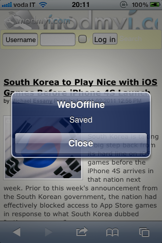 Download WebOffline 1.0.0-4