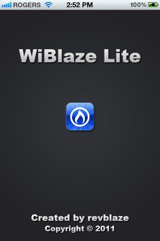 Download WiBlaze Lite 1.01