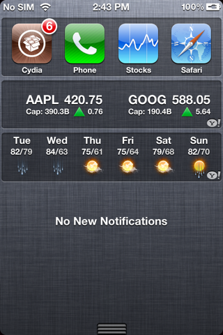 Download WidgetTask for NotificationCenter 1.0.0-1