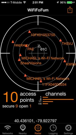 Download WiFiFoFum Pro 1.1.1