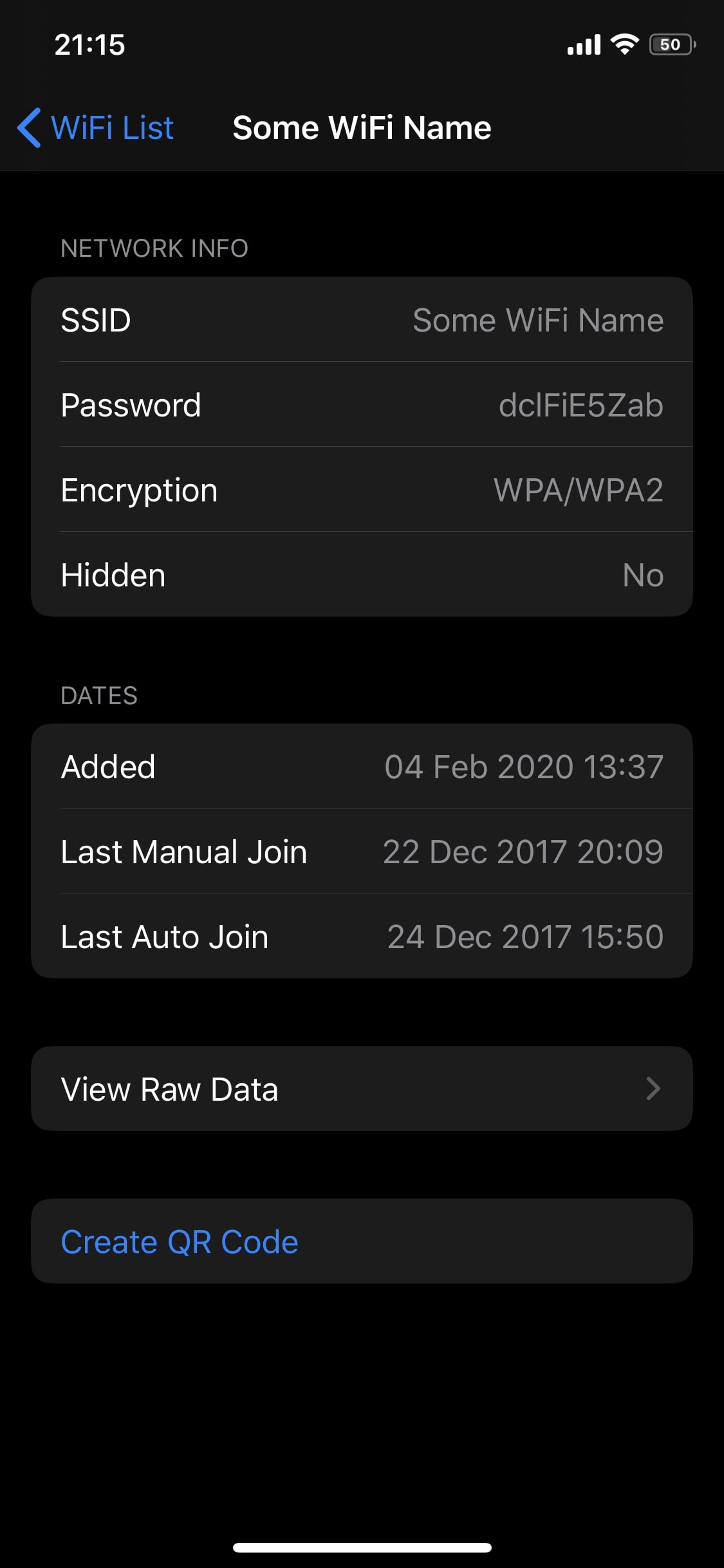 Download WiFi List 1.0.0