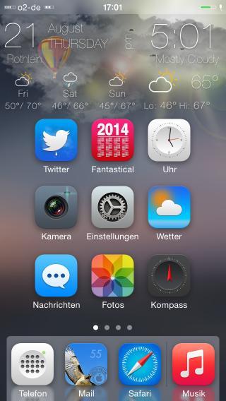 Download X-Class Anim. WeatherWidgets i6 1.2