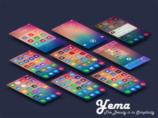 Download Yema iOS8 1.0.1